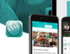"Check out new work on my @Behance portfolio: ""ISIC App"" http://be.net/gallery/45808079/ISIC-App"