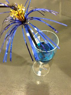 50 tinten blauw