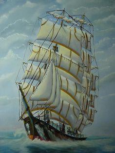 Tall Ship, Cutty Shark.