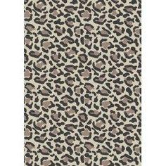 Papel de azúcar piel de leopardo