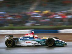 Rubens Barrichello Jordan 195