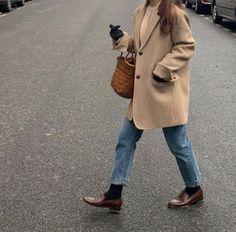 Trendy Fashion Korean Street Style Outfit 30 Ideas 15 Trendy Autumn Street Style Outfits For This Year - fall outfits Tomboy Street Style, Street Style Outfits, Mode Outfits, Fashion Outfits, Fashion Ideas, Tomboy Style, Street Outfit, Girl Style, Fashion Styles