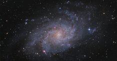 Messier 33 Dreiecksnebel
