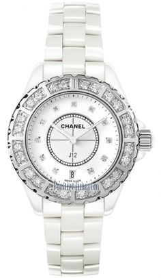 2ebc2954c82 Chanel J12 Quartz 38mm h2430 Relógio Chanel