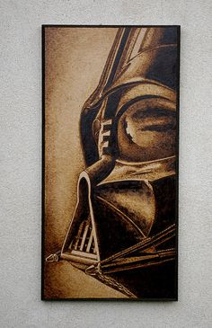 Star Wars inspired Darth Vader realistic by BluePineShop on Etsy