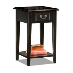 Furniture black square glossy wood side table design with drawer for your rustic bedroom decor plus rustic side table rustic side tables Table Furniture, Living Room Furniture, Furniture Ideas, Apartment Furniture, Furniture Outlet, Online Furniture, Garden Furniture, Painted Furniture, Rustic Side Table