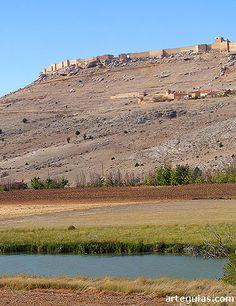 Castillo califal de Gormaz, Soria  Spain