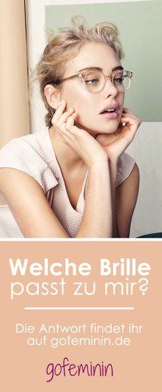 Auf der Suche nach der perfekten Brille? Wir verraten dir, wie du sie findest! http://www.gofeminin.de/styling-tipps/welche-brille-passt-zu-mir-d59593.html
