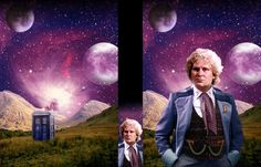 The Sixth Doctor Adventures