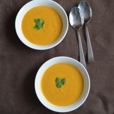 Carrot Soup by DivyaCulinaryJourney
