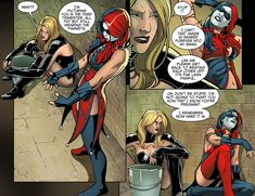 Oh Harley | scans_daily | Injustice: Year Two #13