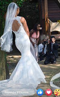 Les plus belles robes de mariée Mermaid Wedding, Marie, Wedding Dresses, Fashion, Most Beautiful Dresses, Beautiful Wedding Dress, Bride Dresses, Moda, Bridal Gowns