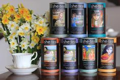 She-tea Organics Range    {Christmas Shopping Spectacular} Our favourite tea - @she-tea will be there! http://www.connect2mums.com.au/cms/christmas-shopping-spectacular-she-tea/ This Thursday night! #C2MSpectacular