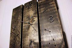 Купить часы в стиле loft - комбинированный, часы, часы настенные, часы интерьерные