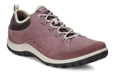 Ecco Aspina Low Dusty Purple