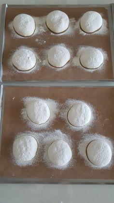 모찌빵 만들기/순우유크림빵 만들기 : 네이버 블로그 Muffin, Bread, Baking, Brot, Bakken, Muffins, Breads, Cupcakes, Backen