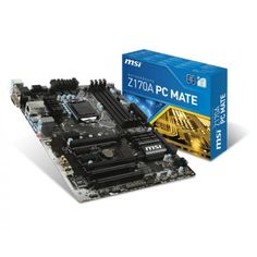 MSI - Z170A PC Mate