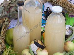 Яблочный уксус домашний