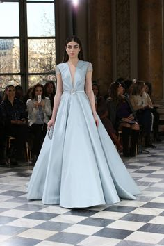 Georges Hobeika | Haute Couture Spring-Summer 2016 | Look 45
