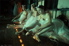 ballet bacstage