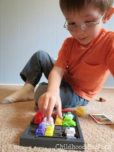 rush hour jr, build those brains while playing