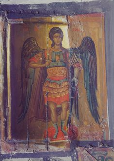 Religious Icons, Religious Art, Religious Paintings, Byzantine Art, Art Icon, Orthodox Icons, St Michael, Female Art, Religion