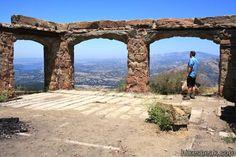 Castle Hike in Santa Barbara