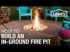 www.lowes.com projects gardening-and-outdoor build-a-fire-pit.html