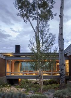 Bridge House by CCY Architects