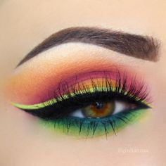 """""""@morphebrushes 35C pallet, @nyxcosmetics vivid escape eyeliner and black matte liquid liner, and these LASHES.. A new pair of favs @seduiressentials…"""""""