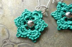 http://www.etsy.com/listing/66717953/turquoise-flower-tatted-lace-earrings?ref=usr_faveitems