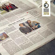 Newspaper-Boys! Heute die Kater im Straubinger Tagblatt. Liest sich gut!  #teamElgato #Werbeagentur #GDA2018 #Winner #HOLYBEEF #StraubingerTagblatt #Interview