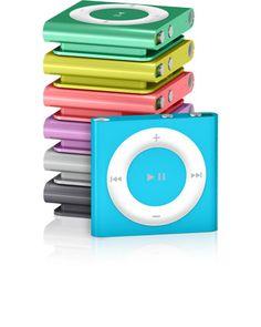 Apple (Canada) - iPod shuffle - VoiceOver, listes et bien plus.
