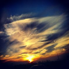 I love taking pictures of the sky!