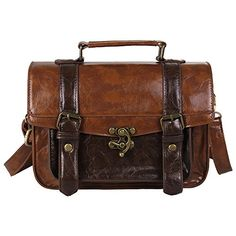 $27 ECOSUSI Fashion Style 3-Way Faux Leather Purse School Handbag (Brown) ECOSUSI http://www.amazon.com/dp/B00HQYE81K/ref=cm_sw_r_pi_dp_NtNZwb1AQP6JH