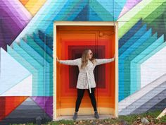 Looking for gorgeous Nashville murals to serve as your photo backdrops. Check out the best street art in East Nashville, 12 South, the Gulch and beyond. I Believe In Nashville, Nashville Murals, Commerce Street, Jefferson Street, Best Street Art, Photography Backdrops, Oh The Places You'll Go, Amazing Photography, Graffiti