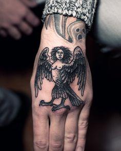Ien Levin . Tattoo   A R T N A U