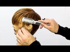 How To Cut a Disconnected Pixie Haircut in 2020 Point Cut Hair, Cut Own Hair, How To Cut Your Own Hair, Girls Pixie Cut, Edgy Pixie Cuts, Shaggy Pixie Cuts, Very Short Hair, Short Hair Cuts For Women, Short Hair Styles