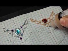 (134) Bling Tiara Video - YouTube Frozen Face Paint, Face Paint Set, Mime Face Paint, Face Painting Tutorials, Face Painting Designs, Diy Painting, Painting Patterns, Face Gems, Face Jewels