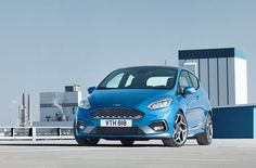 The engine in the new Fiesta ST is the first three-cylinder in Ford Performance history