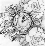 pocket watch tattoo - Bing Images