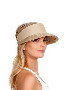 3de45a76a1e Gold Sand Champ Visor Hats For Women