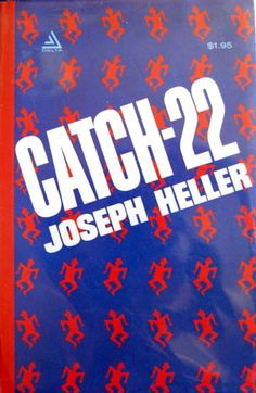 American Edition of Catch-22.  Published by Dell Publishing Co. in 1964.