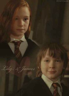 Ellie Darcey-Alden. I'm guessing she plays the young Lily ... Young James Potter Played By