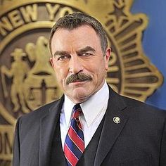 Tom Selleck he's still got the charm although he's 67 years old