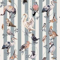 Over 100 pretty, witty wallpaper designs to dream about
