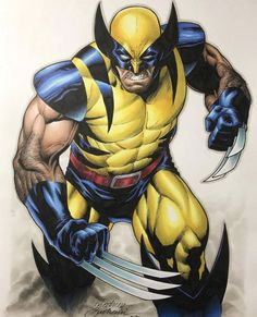 Wolverine, Batman, Superhero, Fictional Characters, Weapon, Comic Art, Weapons, Fantasy Characters, Gun