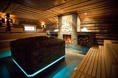 Ontspan in de sauna bij Thermen Bussloo