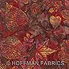 H2304-89 Persimmon - Bali Handpaint Batiks