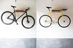 Más Please diseño - MoreDesignPlease - Loving Esta Bike Rack / Plataforma